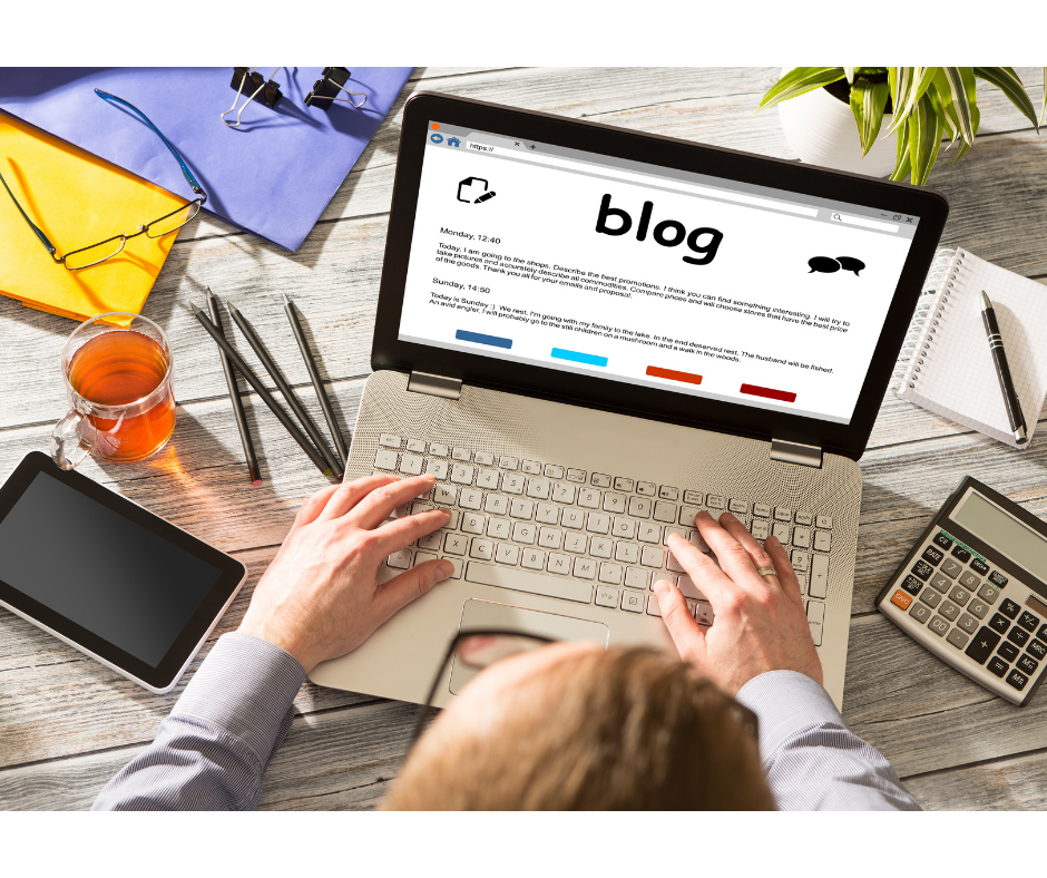 4 Benefits of Having a Blog